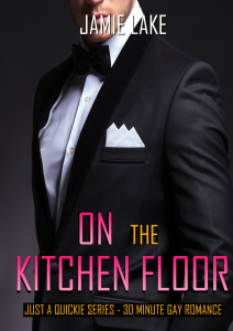 On the Kitchen Floor - by Jamie Lake
